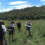 teenager wilderness adventure bellingen